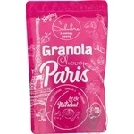 Сніданки сухі Paris Granola Salubre a votre sante 330г