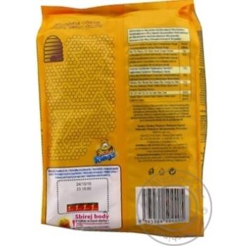 Сніданок сухий готовий Зернові кільця з медом Bona Vita 375г - купити, ціни на Novus - фото 6