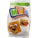 Nestle Cini-Minis Dry Breakfast 250g