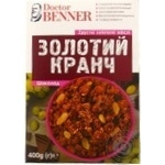 Dry breakfast Doctor benner with chocolate 400g