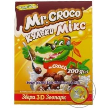 Шарики Mr.Croco микс 200г
