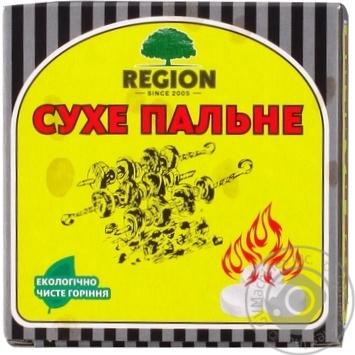 Fuel Region dry to rest 80g - buy, prices for MegaMarket - image 1
