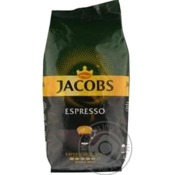 Кофе Jacobs Espresso в зернах 500г