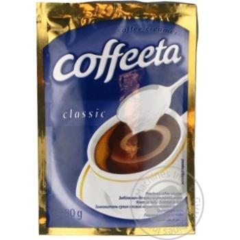 Coffeeta dry vegetable cream 80g