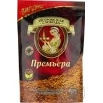 Petrovskaya Sloboda Premiere instant coffee 150g - buy, prices for Novus - image 1