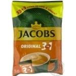 Напиток кофейный Jacobs 3в1 Original в стиках 56*12г