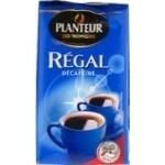 Кава натуральна смажена мелена без кофеїну Planteur Regal 250г