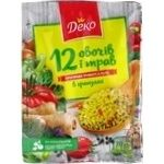Deko 12 vegetables and herbs spices 70g
