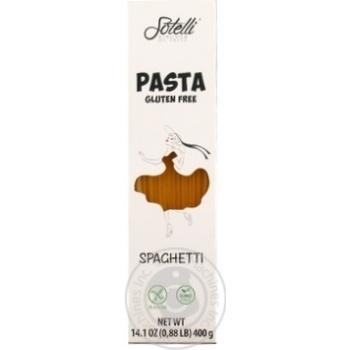 Макарони без глютену спагетті Al Dente 500г - купить, цены на Novus - фото 1