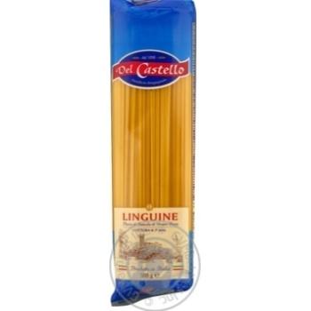 Макаронные изделия Dei Castello №11 спагетти плоские 500г - купить, цены на СитиМаркет - фото 1