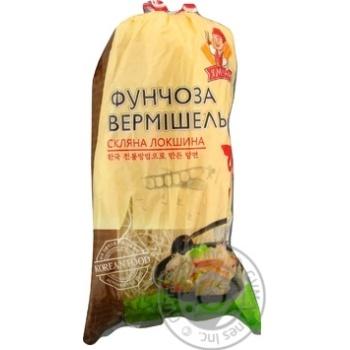 Вермішель бобова фунчоза Ячман 250г - купить, цены на Novus - фото 1