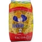 Макароные изделия КФХ Буштрук Киев Микс Спирали 1кг