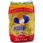 Вироби макаронні Киев Микс Червячок 1кг - купить, цены на Novus - фото 1