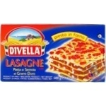 Pasta lasagnia Divella Private import for lasagna 500g