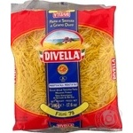 Pasta spider web Divella Private import 500g sachet