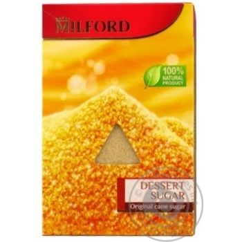 Milford cane granulated dessert sugar 500g