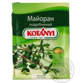 Майоран Kotanyi измельченный 5г