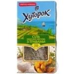 Соль Хуторок морская пищевая с травами 200г