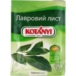 Kotanyi bay leaf 4g