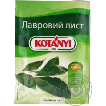 Kotanyi bay leaf 4g