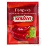 Kotanyi red sweet pepper 35g