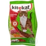 Dry cat food Kitekat Meat banquet 400g