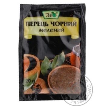 Eco Black Ground Pepper