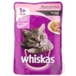 Whiskas With Salmon In Sause For Adult Cats Food - buy, prices for Novus - image 4