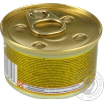 Корм GOURMET Gold Паштет С кроликом для взрослых кошек 85г - купить, цены на Восторг - фото 3