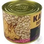 Консервы Алан Каша перловая со свининой 525г - купить, цены на Novus - фото 4