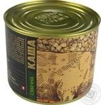 Meat Alan pork with buckwheat canned 525g - buy, prices for Novus - image 4
