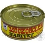 Паштет Онисс Московский 100г