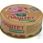 Pyatachok canned meat pate 250g