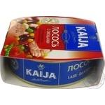 Лосось Kaija з овочами в томатному соусі 220г - купити, ціни на МегаМаркет - фото 3