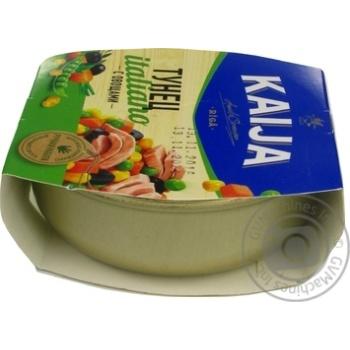 Тунец Kaija Italiano с овощами 185г - купить, цены на СитиМаркет - фото 3