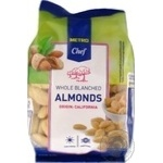 Metro chef whole blanched almond 200g