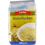 Flakes Liebe Private import oat 500g
