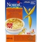 Cereal flakes Nordic 4 kinds of cereals with oat bran 600g