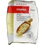 Groats Marka promo rice long grain white 800g