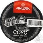 Akura For Sushi Soya Sauce 50g - buy, prices for Novus - image 2
