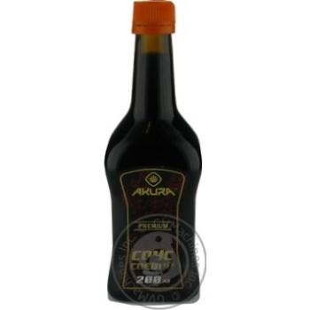 Соус соєвий Akura преміум 200мл - купити, ціни на Novus - фото 5