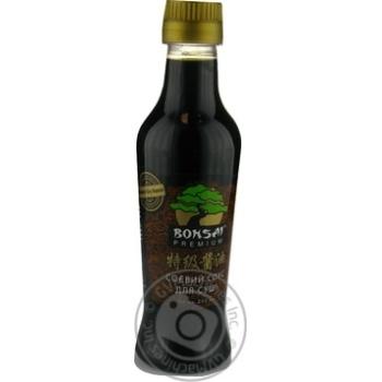 Bonsai Premium soya sauce 250ml
