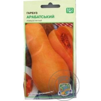 Семена Агроконтракт Тыква Арабатская 3г - купить, цены на МегаМаркет - фото 1