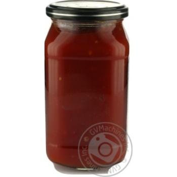Соус томатный Руна Кетча Украинский 485г - купить, цены на Novus - фото 4