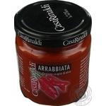 Соус томатный Casa Rinaldi Пикантный Аррабьята 190г