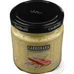 Sauce Casa rinaldi 190g glass jar