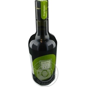 Масло оливковое Monini Extra Vergine Monocultivar Frantoio Bio 500мл