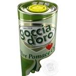Oil Goccia d'oro Private import olive refined 1000ml
