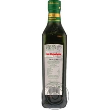La Espanola Unrefined 100% Olive Oil 500ml - buy, prices for Novus - image 2