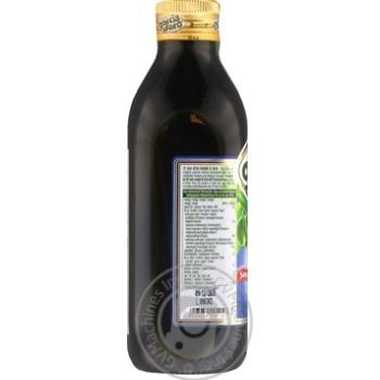 Oil Goccia d'oro Private import olive unrefined 500ml glass bottle - buy, prices for Novus - image 6